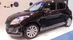 Обзор Suzuki Swift 2015 года